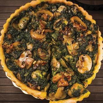 Placki grzybowe: przepisy na pieczenie w powolnej kuchence