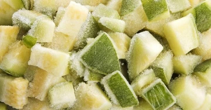 Półprodukty warzywne