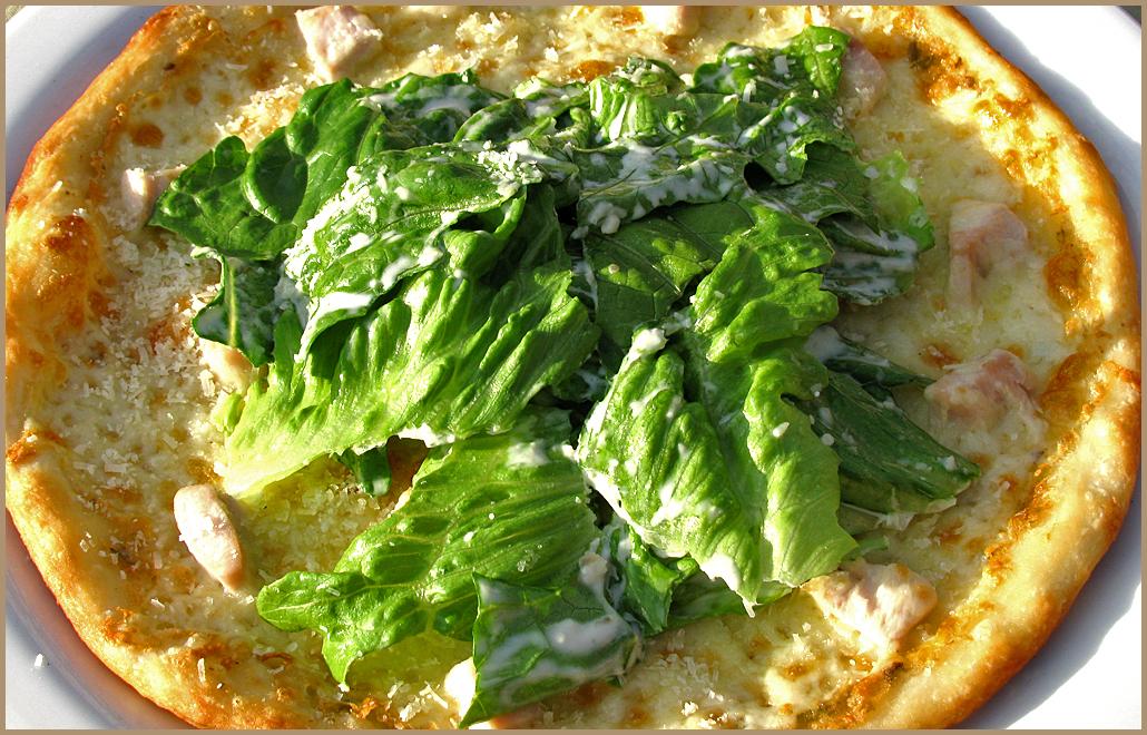 czosnkowy cezar sos do pizzy