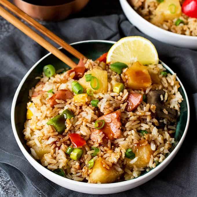 Sos ryżowy