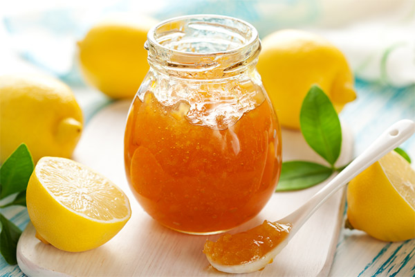 Przepis na dżem z cytryny i cukinii