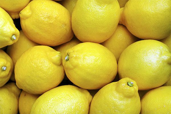 Ciekawe fakty o cytrynie
