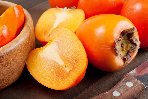 Jak wybrać persimmon na dżem