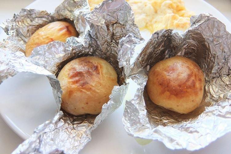 Młode ziemniaki pieczone w piekarniku