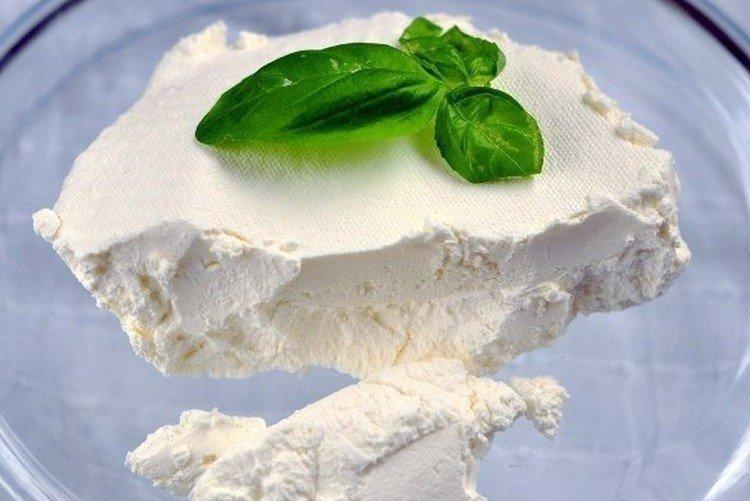 Twaróg jogurtowy