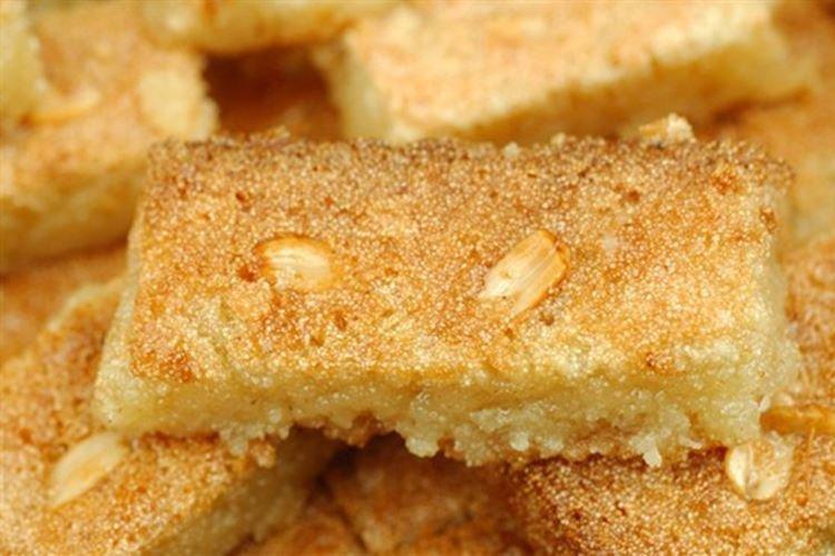 Ciasto z macy cytrynowo-miodowej - przepisy kulinarne