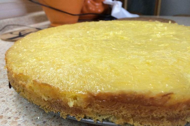 Ciasto twarogowe z cytrynami - przepisy kulinarne