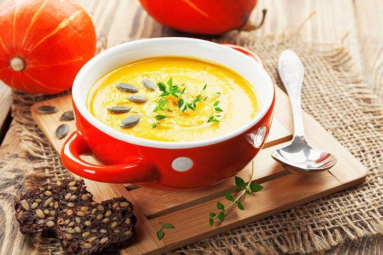 Francuska zupa dyniowa - przepisy kulinarne
