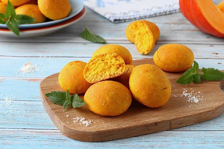 Ciasteczka dyniowe - przepisy kulinarne