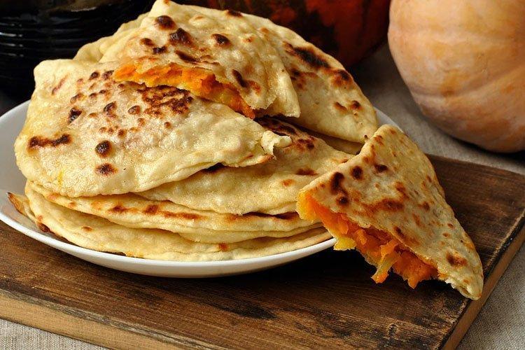 Tortille dyniowe - przepisy kulinarne