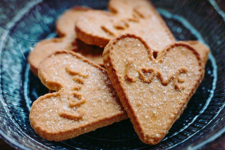 Ciasteczka z masłem orzechowym - domowe ciasteczka proste i pyszne przepisy