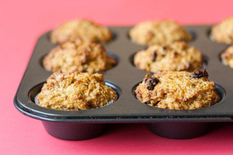 Ciasteczka owsiane - domowe ciasteczka proste i pyszne przepisy