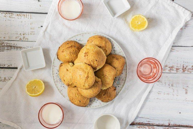 Ciasteczka bananowe - domowe ciasteczka proste i pyszne przepisy