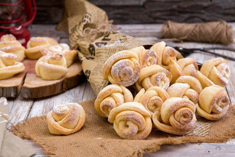 Ciasteczka twarogowe - domowe ciasteczka proste i pyszne przepisy