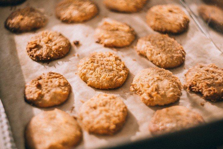 Ciasteczka sezamowe - domowe ciasteczka proste i pyszne przepisy