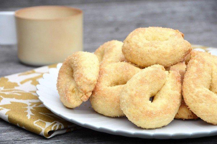 """Ciasteczka """"Torchetti"""" - domowe ciastka, proste i pyszne przepisy"""