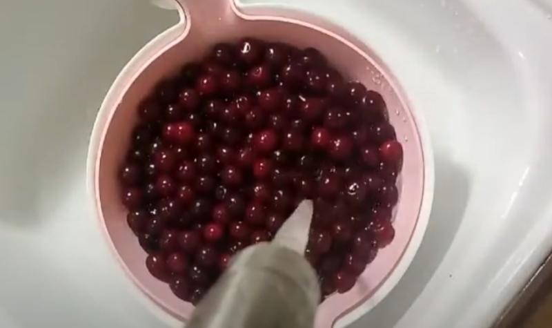 kompot wiśniowy